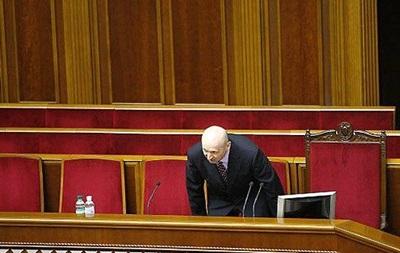 На пост главы ВР предложены уже Турчинов и Порошенко