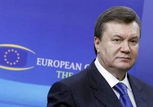 Янукович считает, что НБУ должен обеспечить стабильность проблемных банков