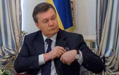 Янукович остается в Украине – Герман