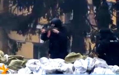 Внутренние войска отрицают использование своих снайперов 20 февраля на Институтской