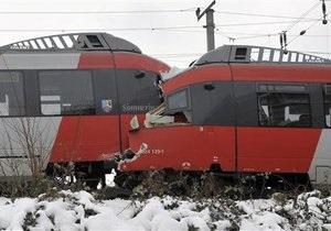 Австрийские власти назвали возможную причину столкновения поездов
