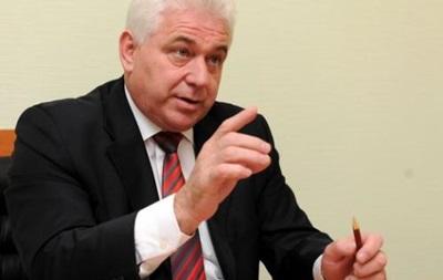 Председатель Киевской облгосадминистрации написал заявление об отставке