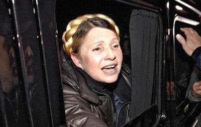 Тимошенко в ближайшее время встретится с главой комитета Европарламента по иностранным делам