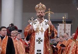 УГКЦ запретила своим священникам проводить политагитацию