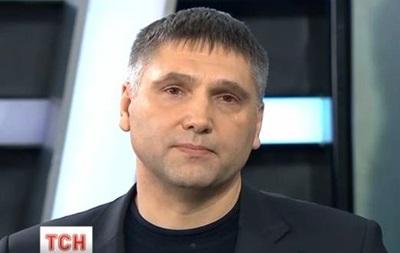 Юрий Мирошниченко из партии регионов расплакался в прямом эфире