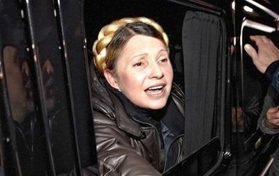 Тимошенко приняла предложение Германии о лечении в клинике Шарите