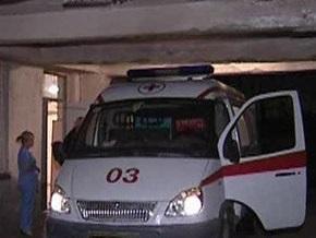 В результате взрыва в Москве пострадали два человека
