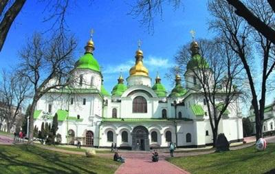 Российская выставка икон досрочно закрылась в Софийском соборе Киева