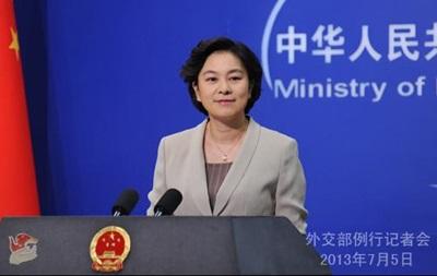 Китай намерен продолжить сотрудничество с Украиной - МИД КНР