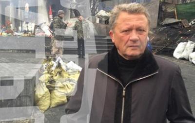 Бывший тренер Металлиста побывал на Евромайдане