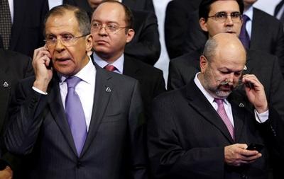 Генсек ОБСЕ обсудит ситуацию в Украине