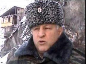В Махачкале убит глава МВД Дагестана