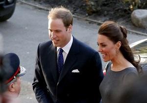Принц Уильям и Кейт Миддлтон отпраздновали первую годовщину свадьбы в трактире