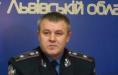 Начальник милиции Львова подал рапорт на увольнение из органов МВД