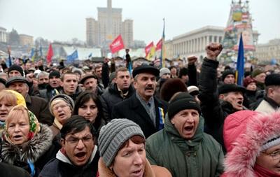 Евромайдан созывает вече для отчета новой власти