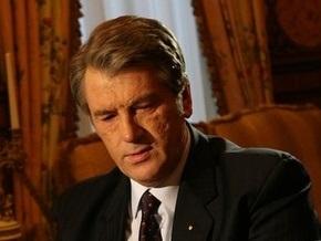 Ющенко и Литвин выразили соболезнования в связи с автокатастрофой во Львовской области