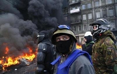 Самооборона Майдана должна снять маски и сдать оружие - МВД