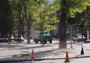 В Одессе локализировали утечку газа