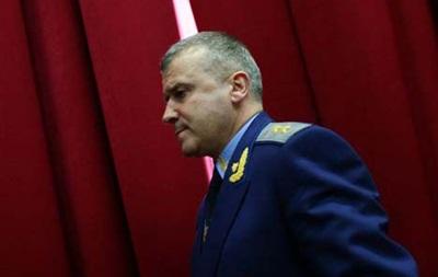 ГПУ расследует финансовые преступления экс-чиновников во главе с Азаровым