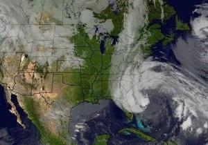 В Нью-Йорке из-за урагана Сэнди отменены заседания в штаб-квартире ООН и не будет работать фондовая биржа