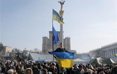 США призвали внешние силы уважать суверенитет Украины