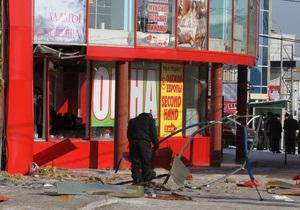 Компартия считает, что к взрывам в Макеевке причастны националисты