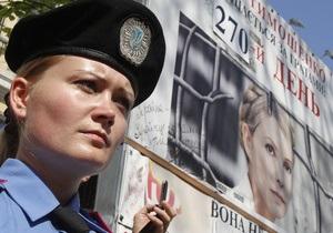 Прокурор: Отказ Тимошенко от видеоконференции - нежелание предстать перед судом