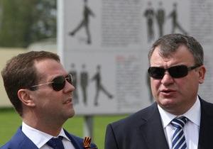 Пожар на авиабазе ВМФ РФ: Медведев уволил замначальника тыла ВМФ и ряд офицеров