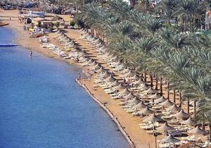 Власти Шарм-эш-Шейха планируют открыть пляжи