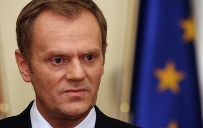 Туск: Дисбаланс в Крыму - проверка намерений России