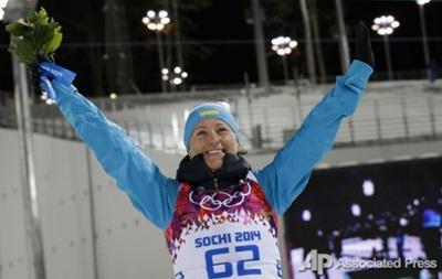Вита Семеренко признана лучшей спортсменкой февраля