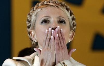 Тимошенко подтвердила намерение баллотироваться в президенты