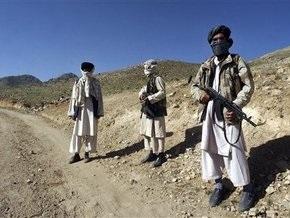 НАТО заявило о применении талибами химического оружия в Афганистане