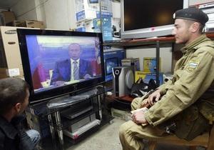 Опрос: 71% россиян доверяют телевидению больше всего