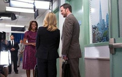Мишель Обама снялась в телесериале