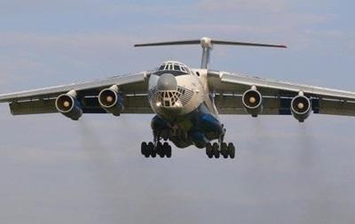 В Симферополе высаживается десант самолетов ВВС России – СМИ