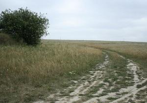 В Украине вступил в силу закон о земельных торгах