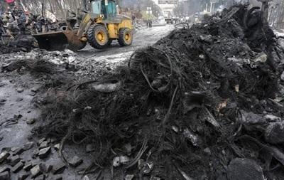 В Киеве 1 марта будут убирать центр столицы