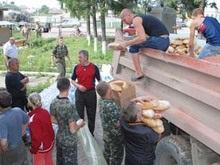 На Буковине чиновники торговали  гуманитарной  мукой