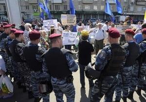 Левочкин: У спецслужб были веские причины для усиления мер безопасности возле дворца Украина