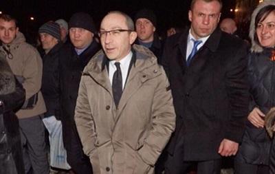 Кернес взял на себя ответственность за порядок и отсутствие призывов к сепаратизму в Харькове