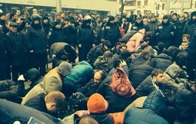 Драку на митинге в Харькове устроили пророссийские активисты из Белгорода - нардеп