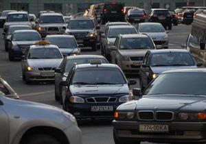 ГАИ составила рейтинг самых угоняемых автомобилей в Киеве