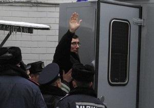Представителям Freedom House разрешили посетить Луценко в СИЗО