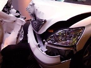 В Москве столкнулись семь автомобилей