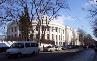 Согласительный совет Рады пройдет в формате закрытого совещания лидеров фракций