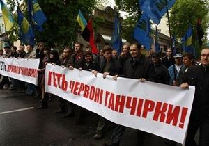 Москаль: Полная ответственность за столкновения во Львове должна лечь на Могилева