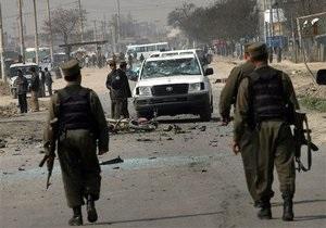 Для осуществления теракта талибы использовали осла