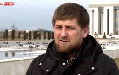 Кадыров обратился к украинцам