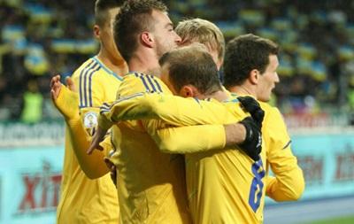 Футбольная сборная Украины летом проведет турне по Америке
